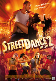 Filmplakat StreetDance 2