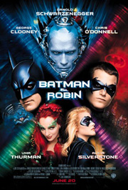 Filmplakat Batman &amp; Robin