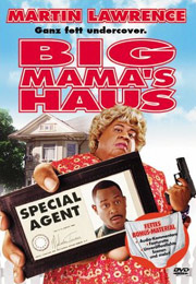 Filmplakat Big Mama&#039;s Haus