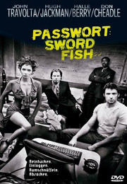 Filmplakat Passwort: Swordfish