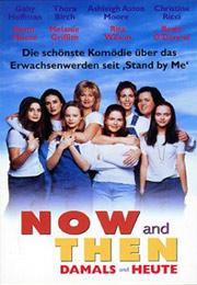 now and then damals und heute