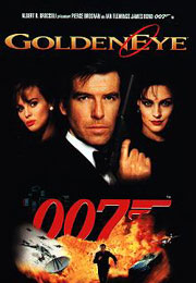 Filmplakat James Bond 007 - Goldeneye