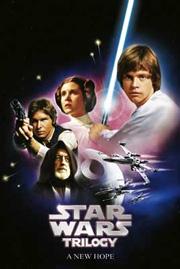 Filmplakat Star Wars - Episode IV - Eine neue Hoffnung