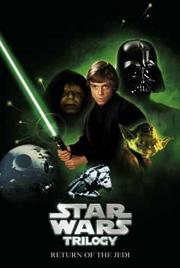 Filmplakat Star Wars - Episode VI - Die Rückkehr der Jedi Ritter