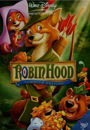Walt Disney Robin Hood Deutsch