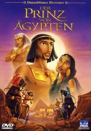 Filmplakat Der Prinz von Ägypten