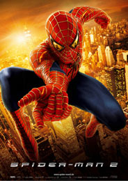 Filmplakat Spider-Man 2