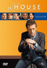 Filmplakat Dr. House (TV-Serie) - Staffel 2