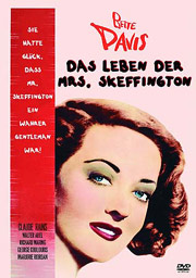 Filmplakat Das Leben der Mrs. Skeffington