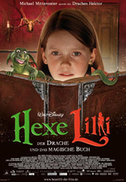 Filmplakat Hexe Lilli - Der Drache und das magische Buch