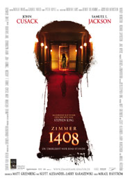 Filmplakat Zimmer 1408