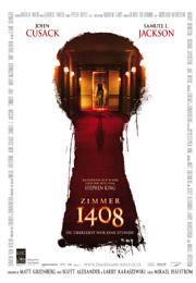 Filmplakat Zimmer 1408