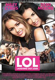 Filmplakat LOL - Laughing Out Loud (2012)
