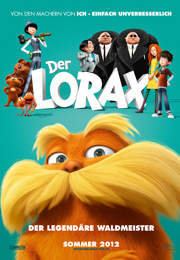 Filmplakat Der Lorax