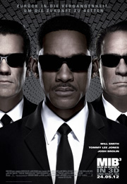 Filmplakat Men in Black 3