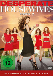 Filmplakat Desperate Housewives (TV-Serie) - Staffel 7