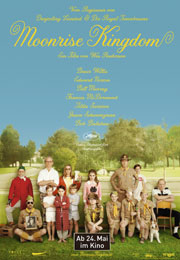 Filmplakat Moonrise Kingdom