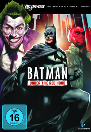 Filmplakat Batman: Under the Red Hood