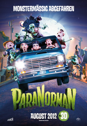 Filmplakat ParaNorman