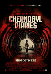 Filmplakat Chernobyl Diaries