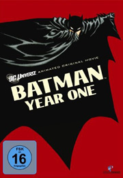 Filmplakat Batman: Year One