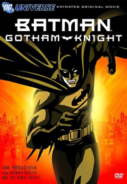 Filmplakat Batman: Gotham Knight