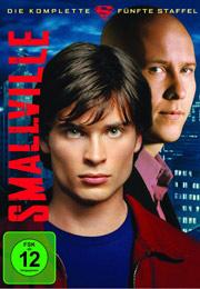 Filmplakat Smallville (TV-Serie) - Staffel 5
