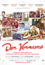Filmplakat Der Vorname