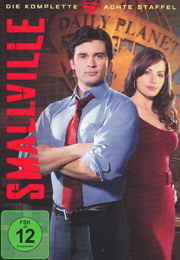 Filmplakat Smallville (TV-Serie) - Staffel 8