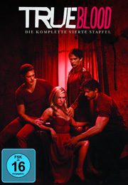 Filmplakat True Blood (TV-Serie) - Staffel 4