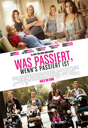 Filmplakat Was passiert, wenn&#039;s passiert ist