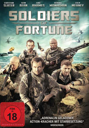 Filmplakat Soldiers of Fortune