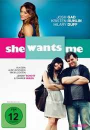 Filmplakat She Wants Me