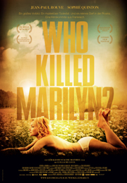 Filmplakat Who killed Marilyn?