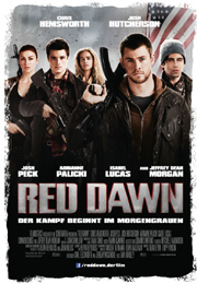 Filmplakat Red Dawn