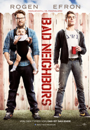 Filmplakat bad neighbors