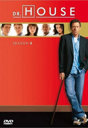 Filmplakat Dr. House (TV-Serie) - Staffel 3