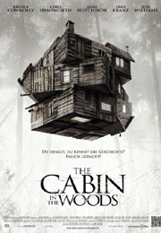 Filmplakat The Cabin in the Woods