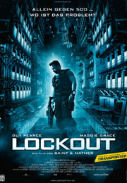 Filmplakat Lockout