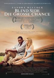 Filmplakat Blind Side - Die große Chance