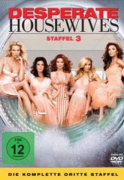 Filmplakat Desperate Housewives (TV-Serie) - Staffel 3