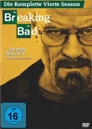 Filmplakat Breaking Bad (TV-Serie) - Staffel 4