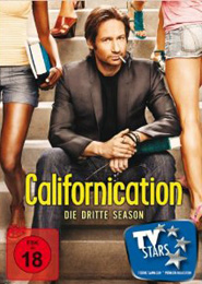 Filmplakat Californication (TV-Serie) - Staffel 3