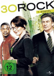 Filmplakat 30 Rock (TV-Serie) - Staffel 1