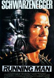 Filmplakat Running Man