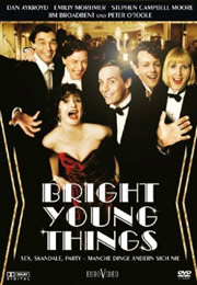 Filmplakat Bright Young Things