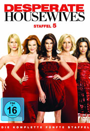 Filmplakat Desperate Housewives (TV-Serie) - Staffel 5