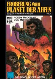 Filmplakat Eroberung vom Planet der Affen