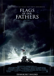 Filmplakat Flags of Our Fathers