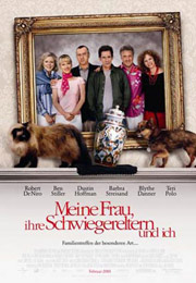 Filmplakat Meine Frau, ihre Schwiegereltern und ich